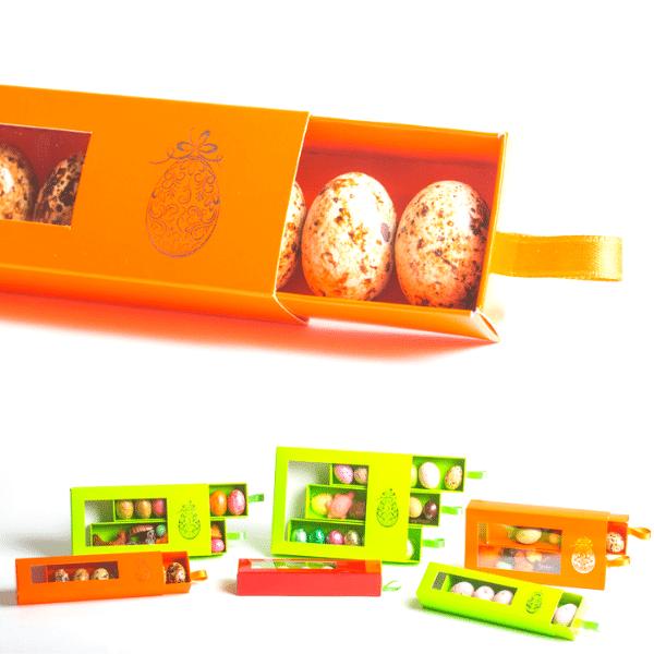 Boites fourreau zoom orange les delices de la closiere
