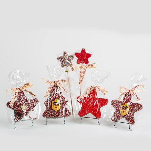 Arbre noel gourmandises festives decoratives