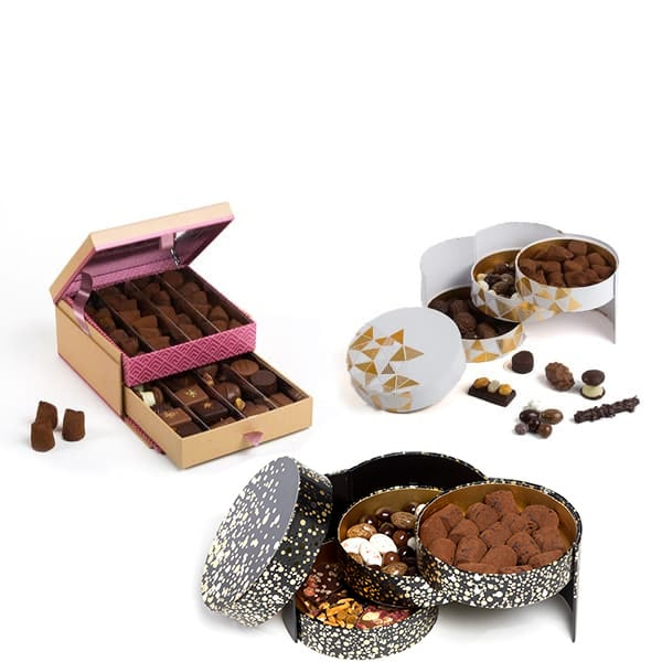 Collection coffret luxe les delice de la closiere