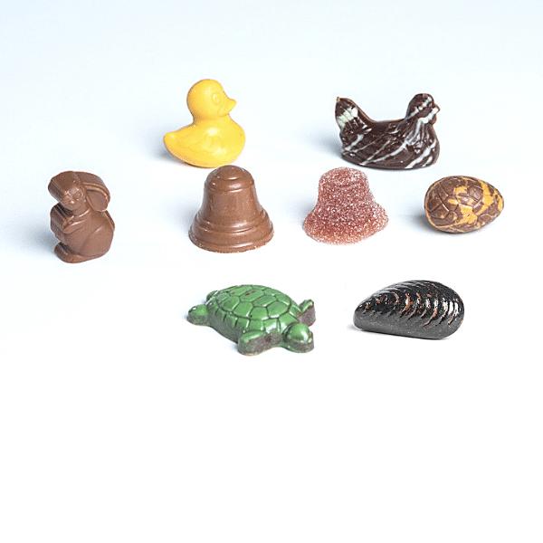 Chocolats de pâques les délices de la closiere